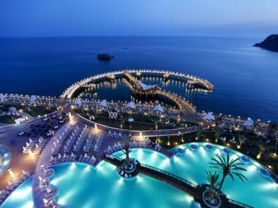 Най-добрите три звездни хотели в Алания