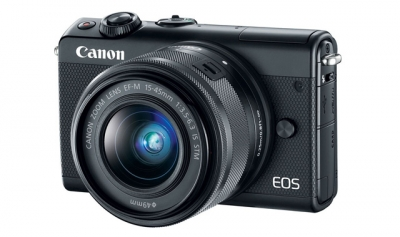 Фотоапарат Canon EOS M100