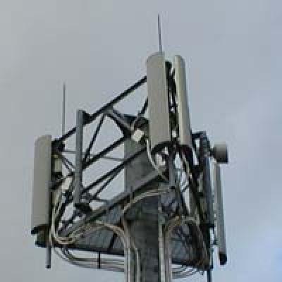 GSM антена базова станция Мобилни телефони