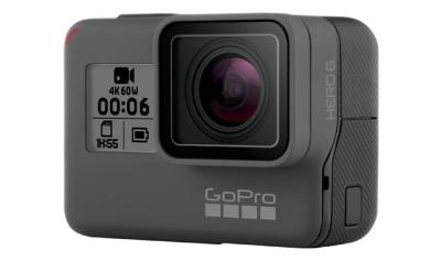 Спортна видеокамера GoPro Hero 6
