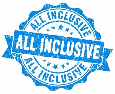 Най-добрите all inclusive хотели за 2015 г.