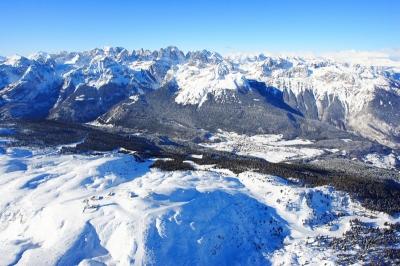 Паганела, Италия, Ски почивки в Алпите