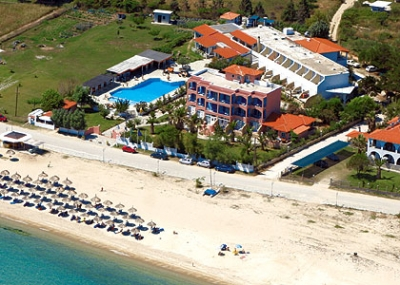 Море в Гърция - Халкидики - Море в Гърция - Antigoni Beach 4* - Ситония