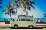Най-доброто място за почивка VW кемпър camper