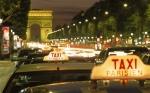 такси в Париж