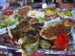 Турската кухня и алкохол.