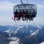 Мьолталер глетчер, Австрия, Ски екскурзии