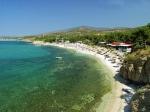 Плаж, недалеч от Лименас